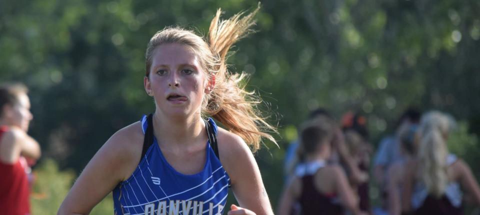 Allyson Farley Running XC